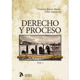 Derecho y proceso. Liber Amicorum del Profesor Francisco Ramos Méndez. 3 Vols.