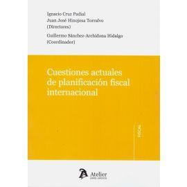 Cuestiones actuales de planificación fiscal internacional