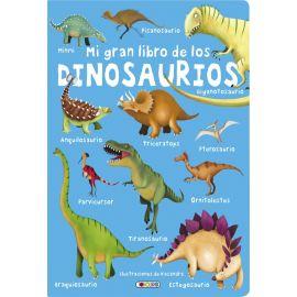 Mi gran libro delos dinosaurios