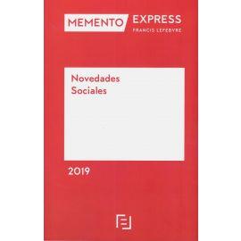 Novedades Sociales 2019