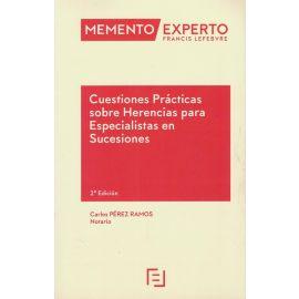 Cuestiones Prácticas sobre Herencias para Especialistas en Sucesiones