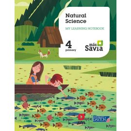 Natural Science 4º Primaria. My learning notebook