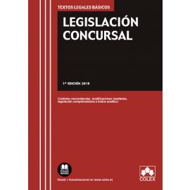 Legislación Concursal 2019