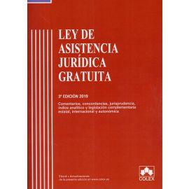 Ley de Asistencia Jurídica Gratuita 2019
