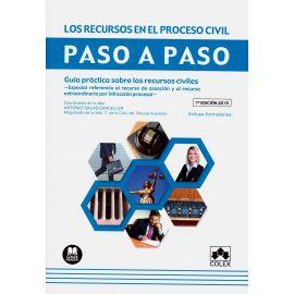 Los Recursos en el Proceso Civil Paso a Paso. Guía Práctica Sobre los Recursos Civiles.