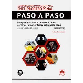 Los Derechos Fundamentales en el Proceso Penal Paso a Paso. Guía Práctica Sobre la Protección de los Derechos Fundamentales en el Proceso Penal.