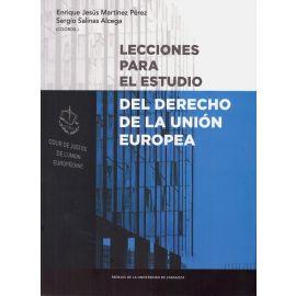 Lecciones Para el Estudio del Derecho de la Unión Europea
