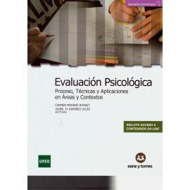 Evaluación Psicológica 2019. Proceso, técnicas y aplicaciones en áreas y contextos