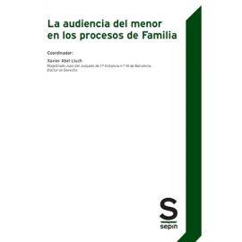 Audiencia del menor en los procesos de familia