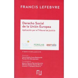 Derecho Social de la Unión Europea 2019                                                         Aplicación por el Tribunal de Justicia