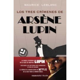 Tres crímenes de Arséne Lupin