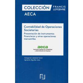 Contabilidad de operaciones societarias. Presentación de instrumentos financieros y otras operaciones mercantiles