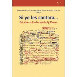Si yo les contara...Estudios sobre Fernando Quiñones