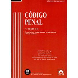 Código Penal 2019 Comentarios, concordancias, jurisprudencia, e índice analítico