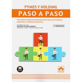 Pymes y Holding paso a paso. Guía sobre la aplicación práctica de la figura de holding a pequeñas y medianas empresas