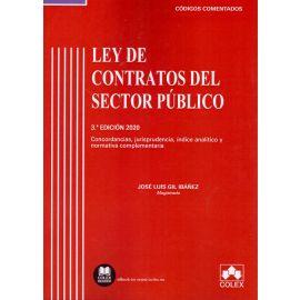 Ley de contratos del sector público 2020. Concordancias, jurisprudencia, índice analítico y normativa complementaria