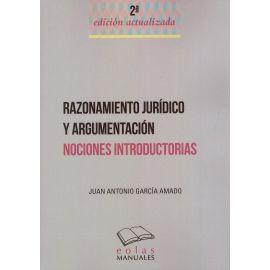 Razonamiento jurídico y argumentación 2020. Nociones introductorias