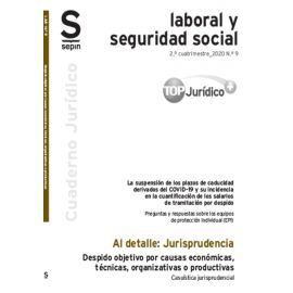 Despido objetivo por causas económicas,técnicas, organizativas o productivas