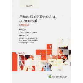 Manual de derecho concursal 2020