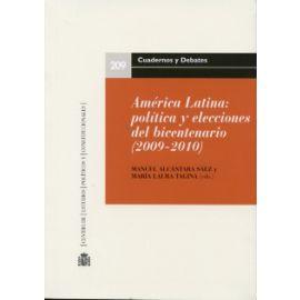 América Latina: Política y Elecciones del Bicentenario (2009-2010)