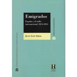 Emigrados. España y el Exilio Internacional, 1814-1834