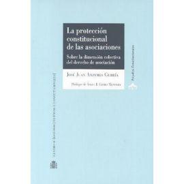 La protección constitucional de las asociaciones Sobre la dimensión colectiva del Derecho de asociación