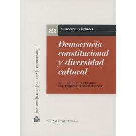 Democracia Constitucional y Diversidad Cultural XXI Jornadas de la Asociación de Letrados del Tribunal Constitucional