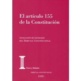 Artículo 155 de la Constitución