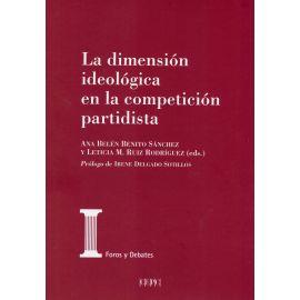Dimensión ideológica en la competición partidista