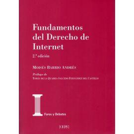 Fundamentos del derecho de internet 2020