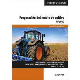 Preparación del medio de cultivo. UF0019