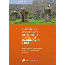 Didácticas específicas aplicadas a través del patrimonio local