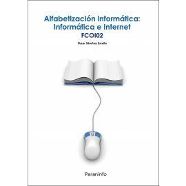 Alfabetización informática: informática e internet FCOI02