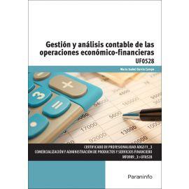 Gestión y análisis contable de las operaciones económico- financieras. UF0528