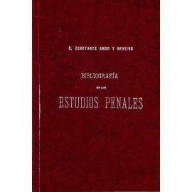 Bibliografía de los Estudios Penales