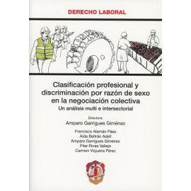 Clasificación profesional y discriminación por razón de sexo. Negociación Colectiva