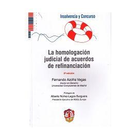 Homologación judicial de acuerdos de refinanciación 2017