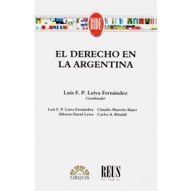 Derecho en la Argentina