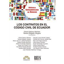 Contratos en el Código Civil de Ecuador