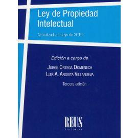 Ley de propiedad intelectual 2019.                                                                   Actualizada a mayo de 2019