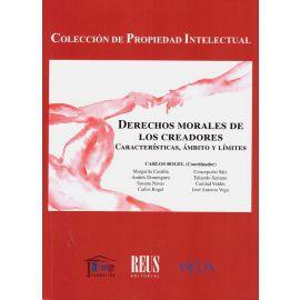 Derechos morales de los creadores. Características, ámbito y límites