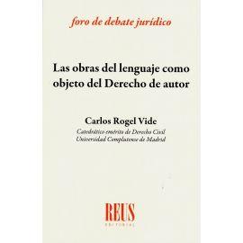 Obras del lenguaje como objeto del Derecho de autor