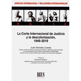 Corte Internacional de Justicia y la descolonización, 1949-2019