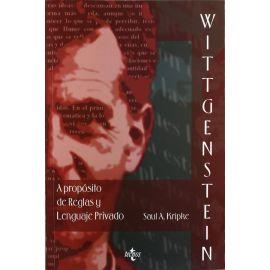 Wittgenstein. A propósito de reglas y lenguaje privado. Una exposición elemental.