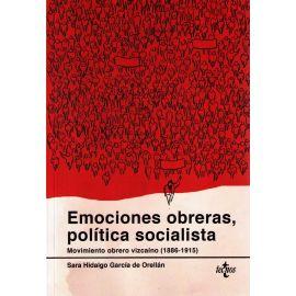 Emociones obreras, política socialista Movimiento obrero vizcaíno (1886-1915)
