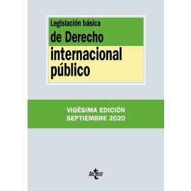 Legislación básica de Derecho Internacional público 2020
