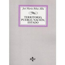 Territorio, pueblo, nación, estado. La experiencia romana