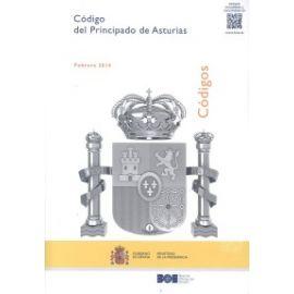 Código del Principado de Asturias 2 Tomos