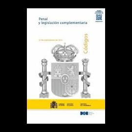Código Penal y Legislación Complementaria 2019                                                       Totalmente Actualizado