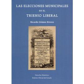 Elecciones Municipales en el Trienio Liberal
